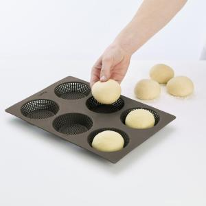 I-Grande-12970-moule-a-petits-pains-ronds-individuels-silicone-x-6-lekue.net