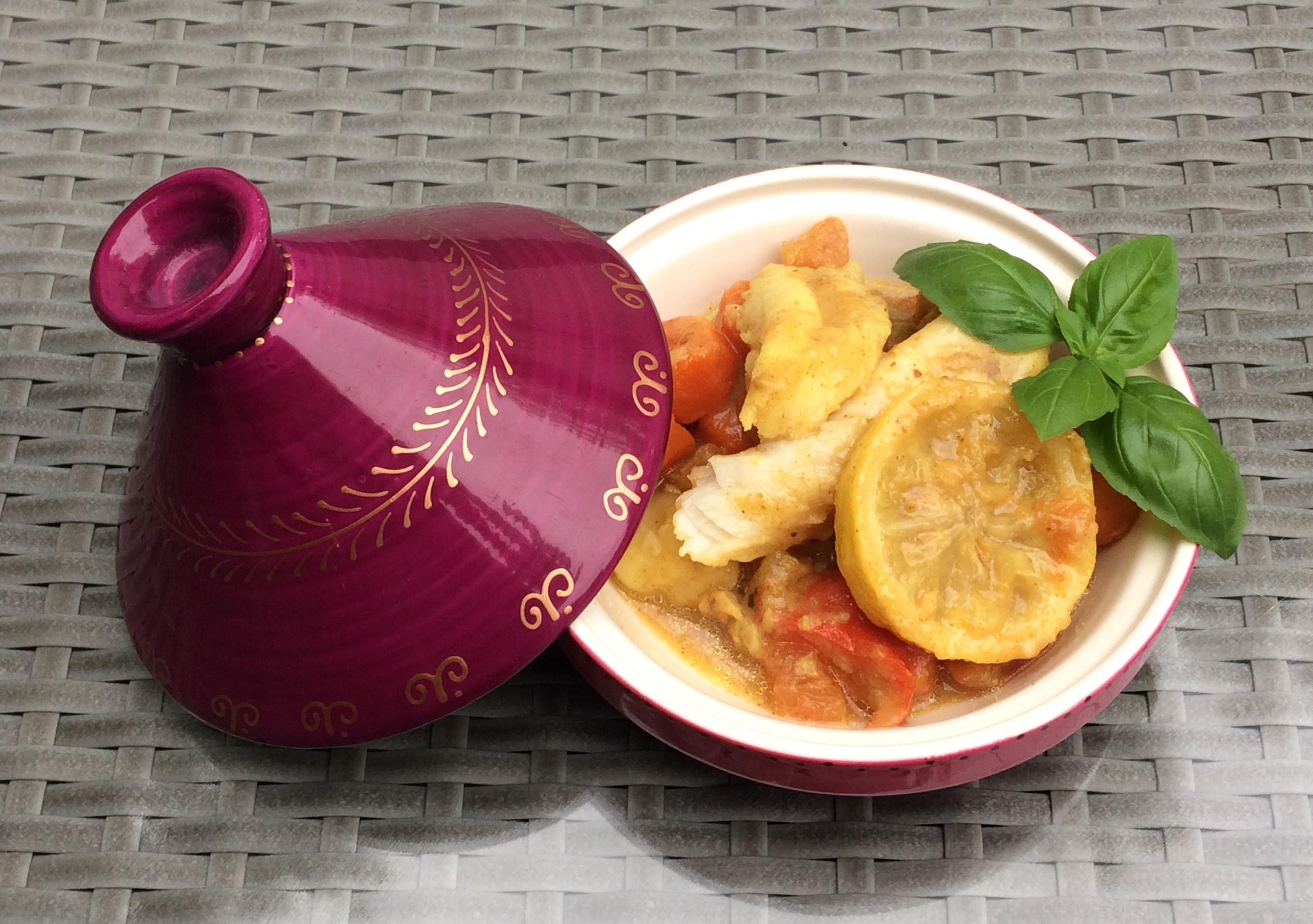 tajine poisson - Copie