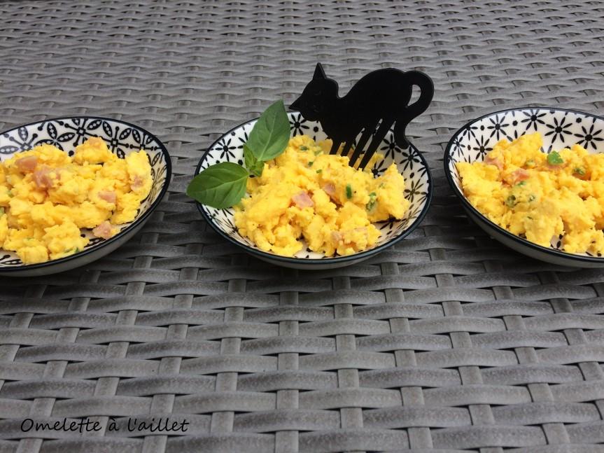 omelettes à l'aillet (3) - Copie