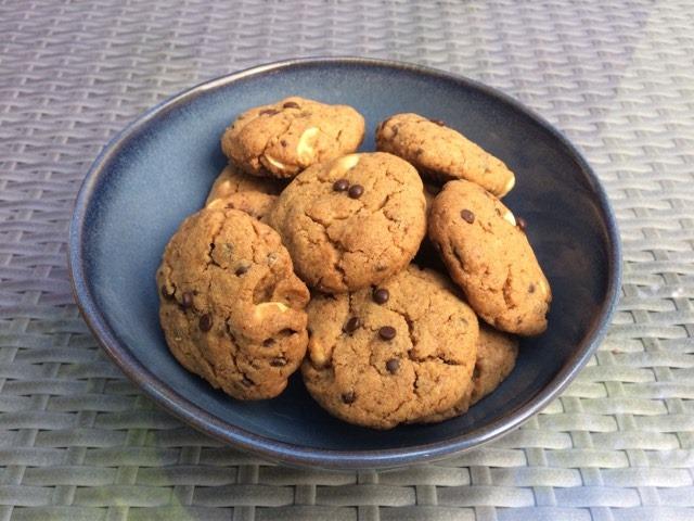 cookies cacahuètes 2